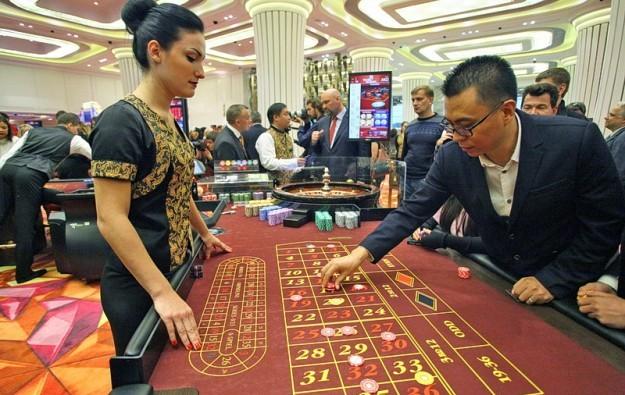 Seven Luck Gambuku Casino