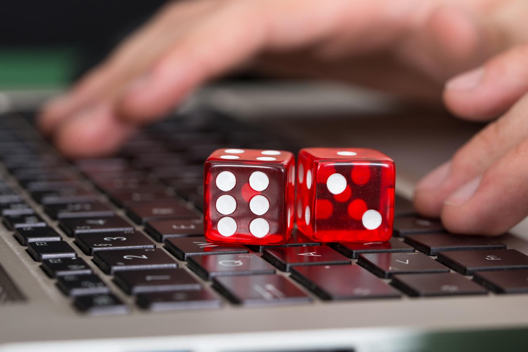 한국의 온라인 도박 역사